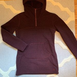 MOUNTAIN HARDWEAR HOODED TUNIC